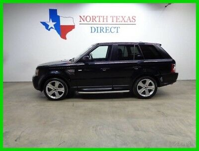 2012 Land Rover Range Rover Sport HSE LUX Sunroof GPS Navi Camera Heat Seats 2012 HSE LUX Sunroof GPS Navi Camera Heat Seats Used 5L V8 32V Automatic SUV