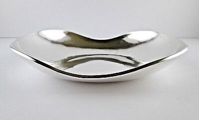 Vintage Sanborns of Mexico Sterling Silver Tray Dish