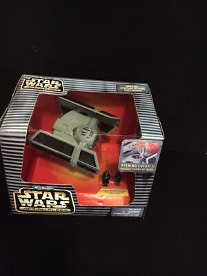 Galoob 1996 Micro Machines Star Wars Action Fleet Darth Vader's Tie Fighter