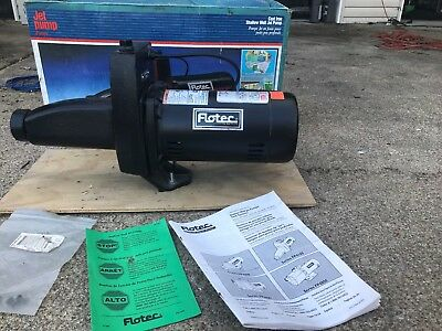 Flotec Cast Iron Shallow Well Pump FP4112