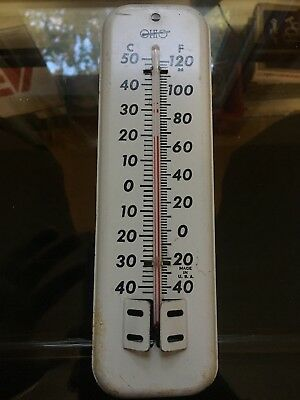 OHIO Thermometer Made in USA Celsius and Fahrenheit