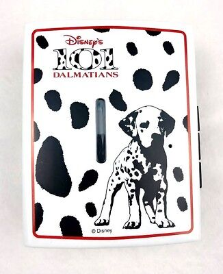Disney 101 Dalmatians Portable Handheld Stereo Cassette Player - Tested Working