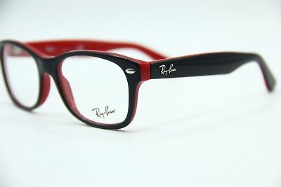 f1c9391391 RAYBAN EYEGLASS FRAME RB1528 Junior 3581 48 16 130m RX Blk Clear two ...