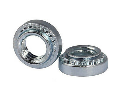 Carbon Steel M3 M4 M5 M6 Self fastening Swage Nuts Self-clinching Nuts