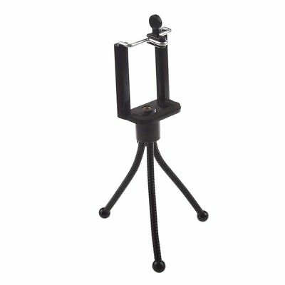 Mini Tripod Camera Stand Holder with clip for iPhone 5 4S 4 Samsung Galaxy S3 S4