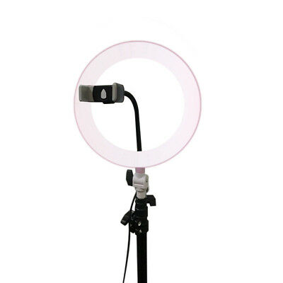 "8"" LED Ring Light Photography Selfie Light Photo Video Studio Lamp For IPhone"
