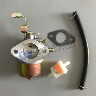 Carburetor For Wisconsin Robin EY25W 6.5HP Gas Engine Generator Powe Fuel Filter