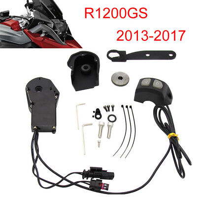 For BMW R1200GS ADV 2013-2017 Durable Windshield Elevator Remote Control Switch