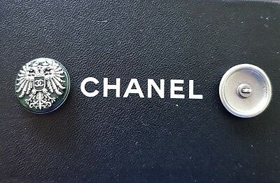 Boutons Chanel 24 mm
