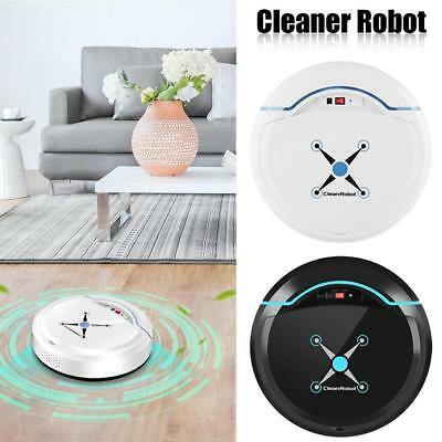Automatic Recharge Robotic Robot Vacuum Floor Cleaner Sweeping Mopping Machine