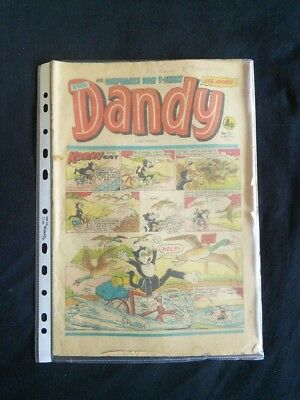 The Dandy Comic - May 29th 1976 - Vintage - Collectors