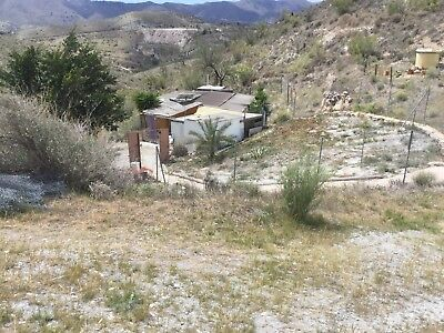 Southern Spain 4 Acre of land plus 1 Bed Casa and 4 Berth Camper