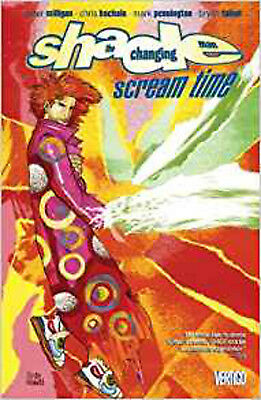 Shade The Changing Man TP Vol 03 Scream Time, Milligan, Peter, Excellent Book