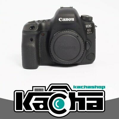 NUEVO Canon EOS 6D Mark II Digital SLR Camera Body Only Mark 2 Mk2