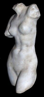 Greek Italian Sculpture Statue artwork of Goddess of love & beauty Aphrodite!