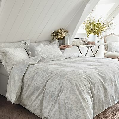 Cabbages and Roses French Toile Duvet Cover, King