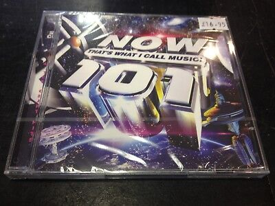 Now That's What I Call Music! 101 2-Cd New Mint Sealed 2018