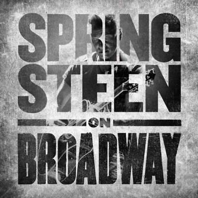 Bruce Springsteen - Springsteen On Broadway - New 2CD