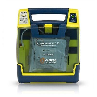 Cardiac Science Powerheart G3 Plus AED (Fully Automatic)