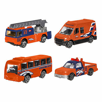 FOREVER COLLECTIBLES - 4 Pack Die Cast Cars 22592419f