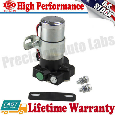 High Performance Electric Fuel Pump 95 GPH 7 PSI 3/8'' NPT Inlet/Outlet 12V US