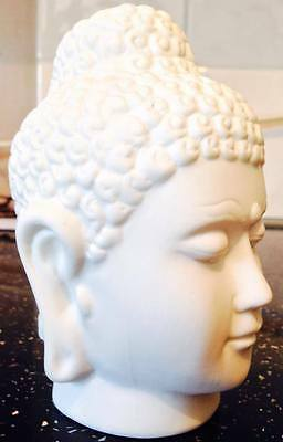 Latex Craft Mould To Make Buddha Head Reusable Art & Crafts Hobby Business