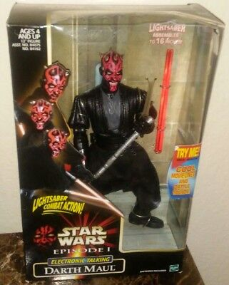 Hasbro Star Wars: Darth Maul Tatooine - 1999 Action Figure