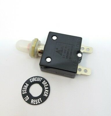 #NEW# 35 AMP CIRCUIT BREAKER CUT OUT RESET FUSE mobility scooter