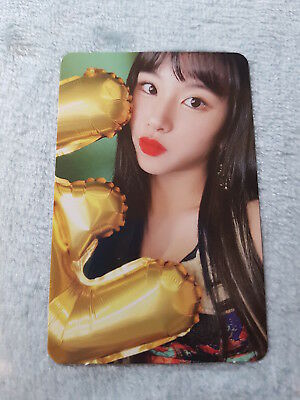 TWICE 6th Mini Album YES or YES Chaeyoung Type-5 Photo Card K-POP 11