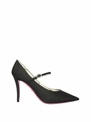 9e1af3366 $1350 NEW GUCCI Taide Crystal Pearl Embellished Patent Leather Pumps ...