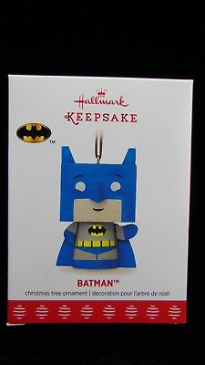 Hallmark Batman Ornament Wood, 2017