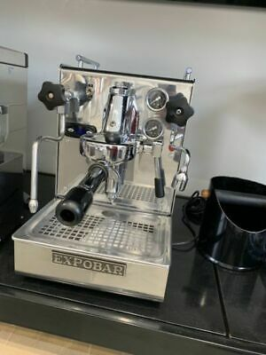 Second Hand Expobar Minore Dual Boiler E61 Semi Commercial Coffee Machine