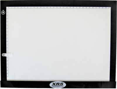 SlimView LED X-Ray View Panel By XRS - AC Power Adapter - Can Be Wall Mounted