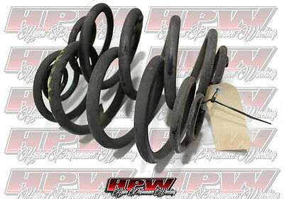 Genuine VZ SS Sedan FE2 rear IRS springs PAIR