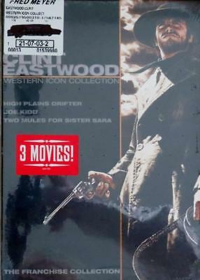 Clint Eastwood Western Icon Collection New