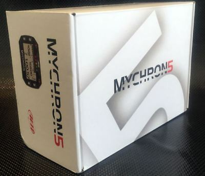 AiM MyChron 5 GPS WiFi Water Temp 4Gb Data Acquisition System Racing Lap Timer