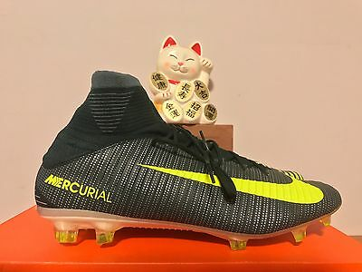bb58b2e585c Nike Mercurial Veloce III DF CR7 FG Soccer Cleats New Size 11  852518-376