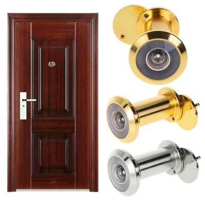 Door Viewer With Heavy Duty Privacy Cover Wide Angle Door Home Viewer Peephole