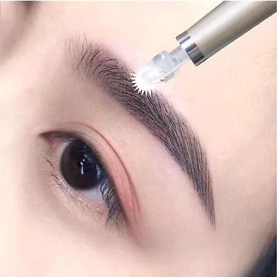 Disposable Micro Needle Roller 7/10mm for Fog Microblading Eyebrow Tattoo Pen
