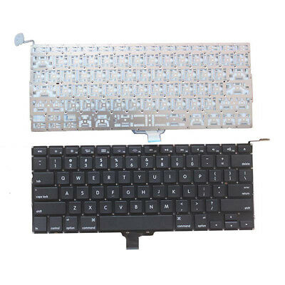 US Version Notebook Laptop Keyboard Replacement for Apple Macbook Pro A1278 Sala