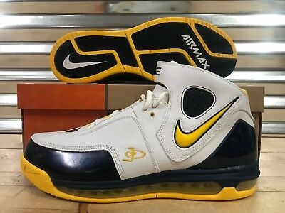 c2a9a31c98c Nike Air Max Elite TB Jermaine O Neal PE Shoes Pacers SZ 11 ( 314185