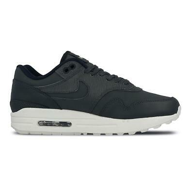 buy popular e8d40 71ea8 Femmes Nike Air Max 1 Prm Anthracite Baskets 454746 016