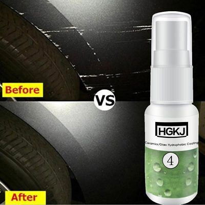 20/50ml Car Hydrophobic Coating HGKJ-4 Rainproof Agent Anti Rain Spray for Ceram
