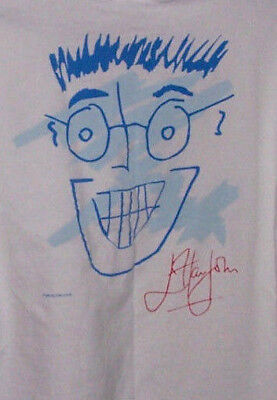 Elton John Hard Rock Cafe T Shirt L