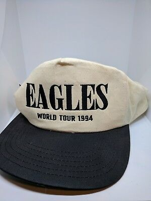 Eagles World Tour 1994 Hell Freezes Over Snapback Hat Baseball Cap