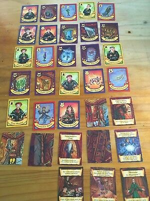 Harry Potter - LOT - Very Good Condition -  Cards