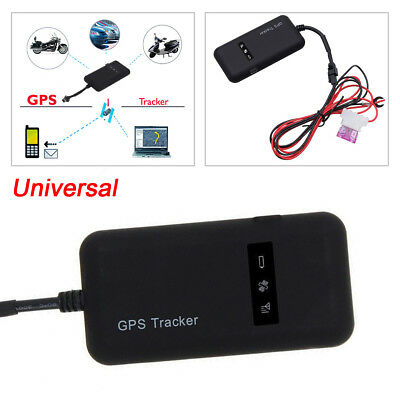 Portable GPS Tracker Motorcycle Auto Tracking Device Finding Anti-theft Locator