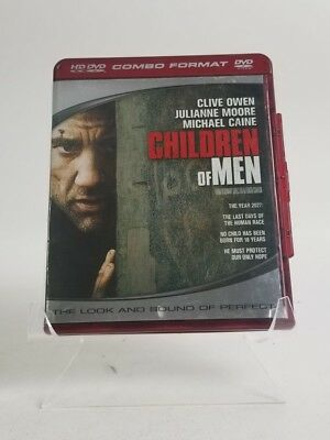 Children Of Men HD DVD