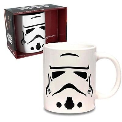 Star Wars STORMTROOPER Ceramic Coffee Tea Hot Drink Mug Cup Glass Novelty Gift