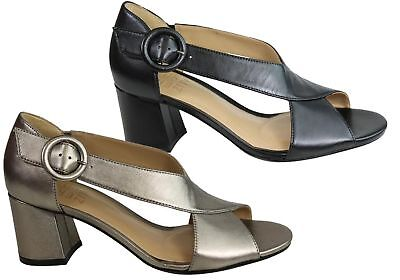 75365157bdb New Naturalizer Caden Womens Comfortable Fashion Leather Mid Heel Shoes